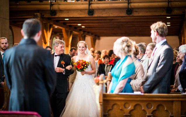Hochzeit von Julia und Jan in Mülheim