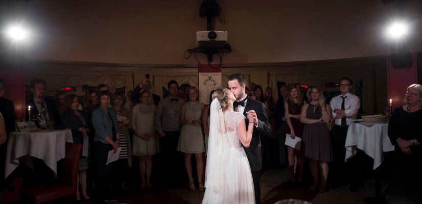 Hochzeit von Marina und Henning in Mülheim