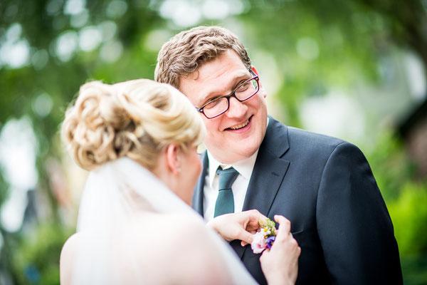 Hochzeit von Corinna und Marc in Essen
