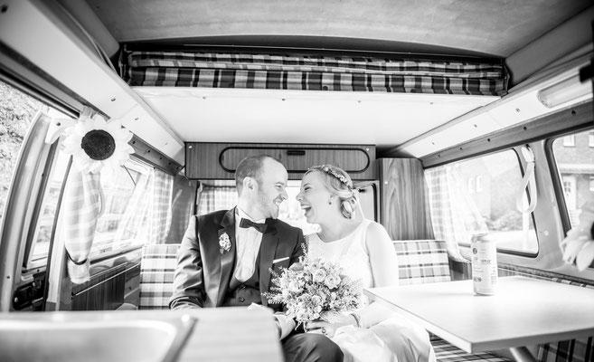 Hochzeit von Lin und Marvin in Oberhausen