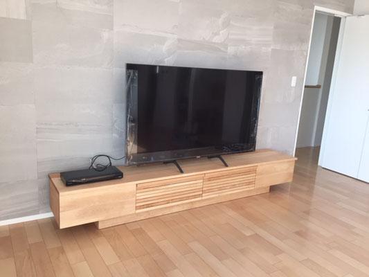 W2500のTVボード