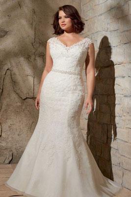 vestido novia foto: casamientos.com
