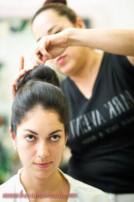 Peinado para boda en cuernavaca  foto:  by park avenue novias