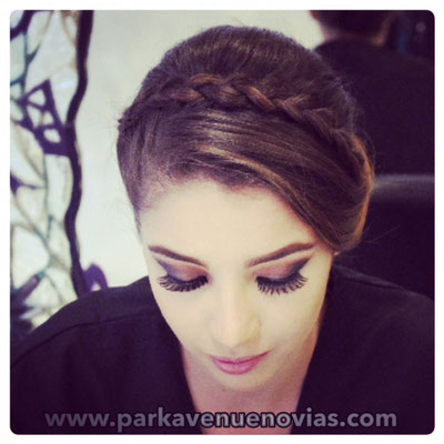 peinado de novia by park avenue