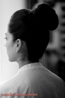 Peinado de Novia alto by Park Avenue Salon