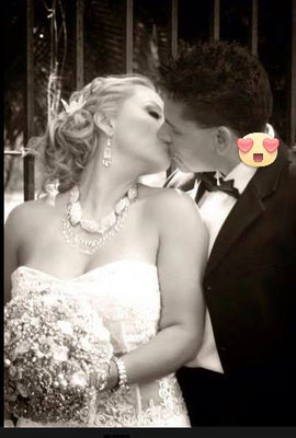 novios boda en Morelos