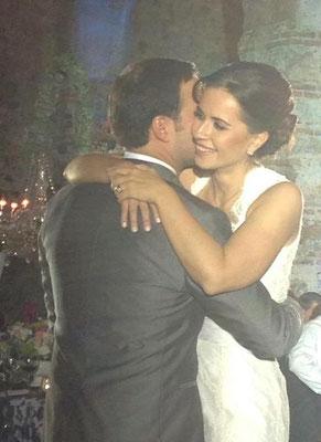 Novios boda en San Agustín Puebla