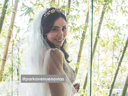 Peinados Semirecogidos boda Cuernavaca
