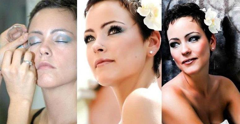 Increíble Maquillaje de Novia