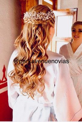 peinado by park avenue novias