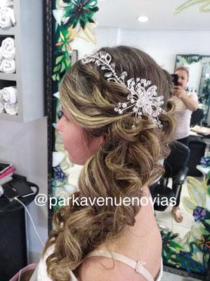 peinado para boda Cuernavaca
