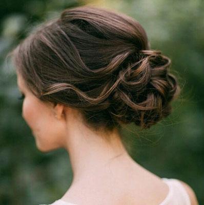 Peinado Natural y sencillo para tu boda