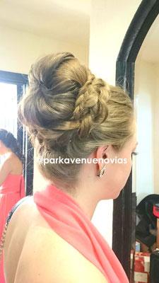 peinado con trenza by park avenue