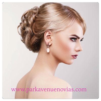 Peinado recojido para tu boda en Cuernavaca