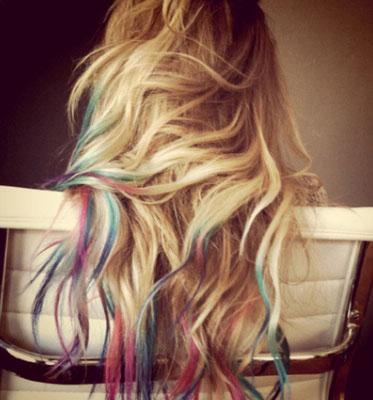 Tie Dye Multicolor