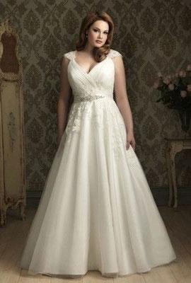 vestido novia foto:  Allure