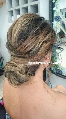 peinado a la moda para boda en Cuernavaca