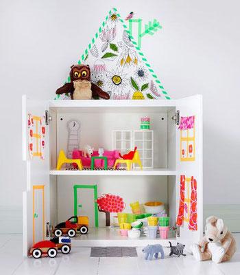 Ikea stuva hacks interieuradvies en styling door little - Ikea casa bambole ...