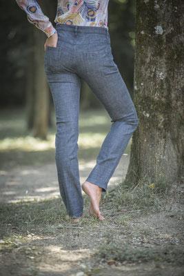 Modell Louisa asphaltgrau