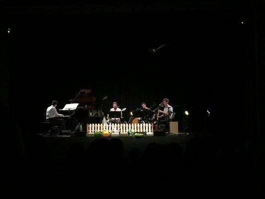 Konzert #gartähaag im Rahmen der Dezembertage, Theater Uri, 11. Dezember 2018