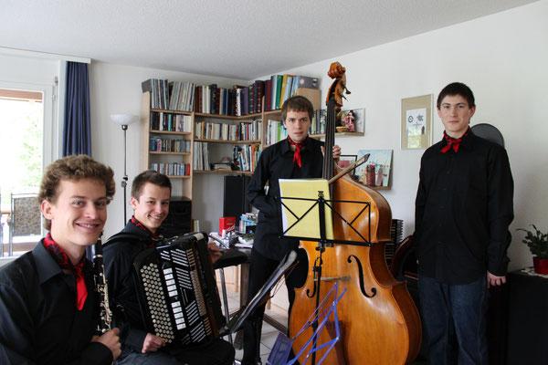 Konzert bei Jonas, 2012