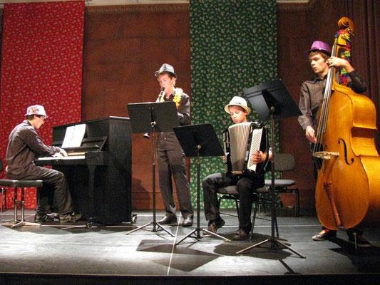 Trafo Volksmusik - Unsere Entstehung, 2011