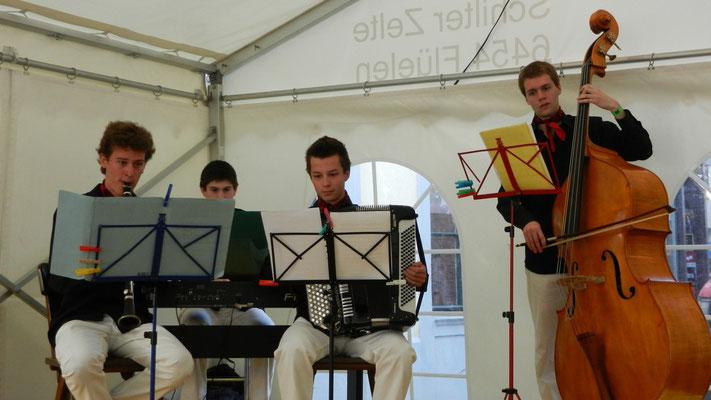 Volksmusikfestival in Altdorf, Mai 2012