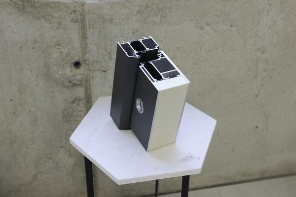 Große Schüco Aluminium Haustüren Ausstellung bei Mönchengladbach