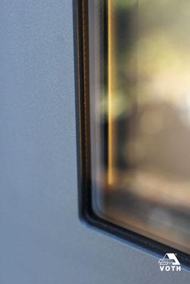 3-Fach Verglasung an der Haustüre
