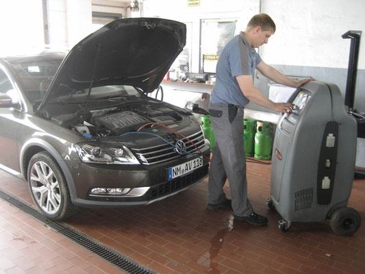 VW Alltrack Fullservice & spezielle Reifenberatung