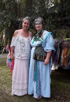 copyright: Claudia Blum-Frerichs & Heike Hild in Schierke, Festival Fantasia 2017