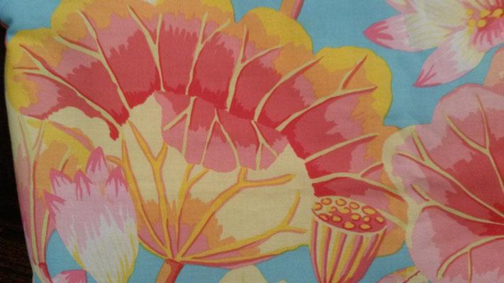 Lotuseffekt Seelentäschchen 2 (c) Entwurf und Anfertigung Claudia Blum-Frerichs