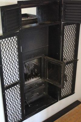 Kachenlofeneinsatz Tauschen Ofenbau Uhlir