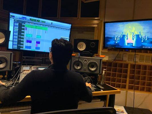 Ilusion Films _ Christian Solís de Cántico Producciones música para cine y post producción de audio