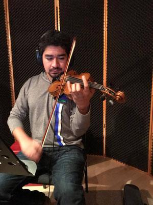 Violines Cántico Producciones