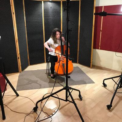 Cellos Cántico Producciones