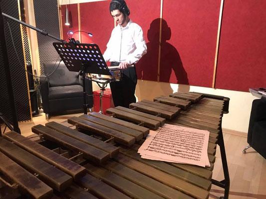 Grabación Cántico Producciones