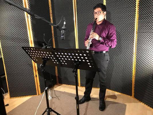 Grabación solistas Cántico Producciones