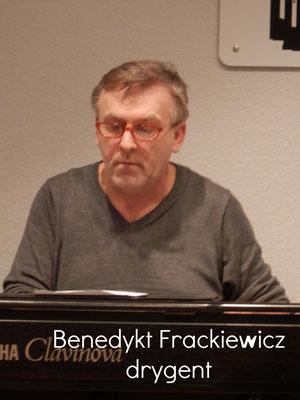 Benedykt  Frackiewicz  Drygent