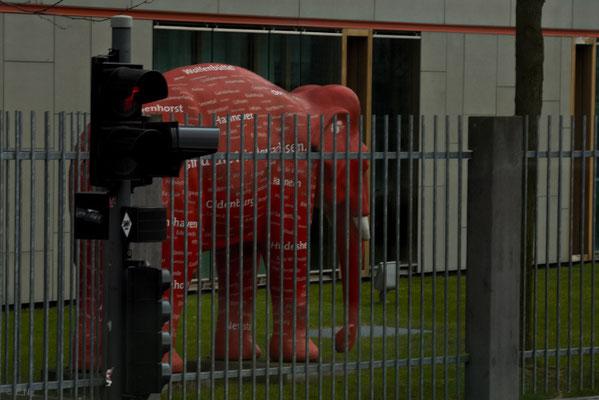 Niedersachsen - warum als Elefant?