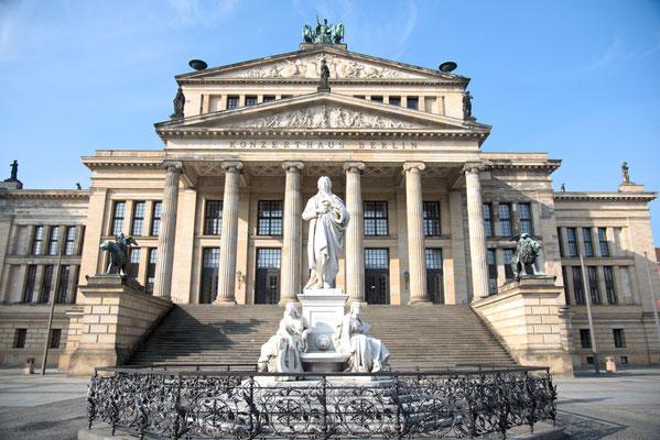 Konzerthaus auf dem Gendarmenmmarkt