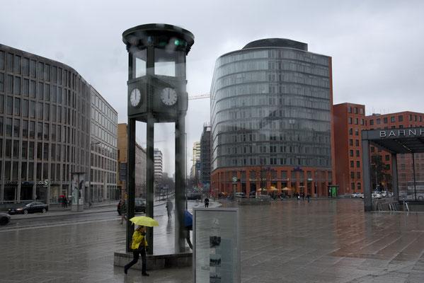 Erste Verkehrsampel in Deutschland