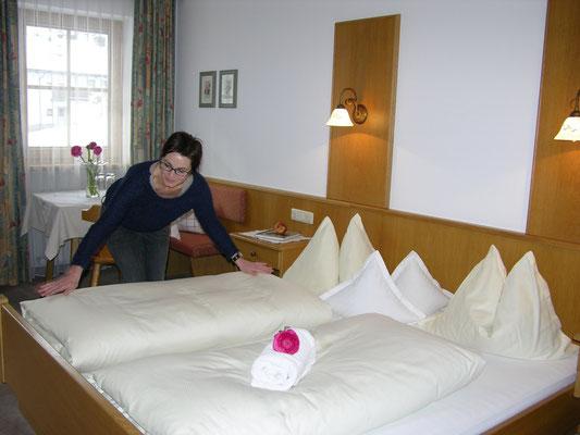 Doppelzimmer Balthasarhof Finkenberg