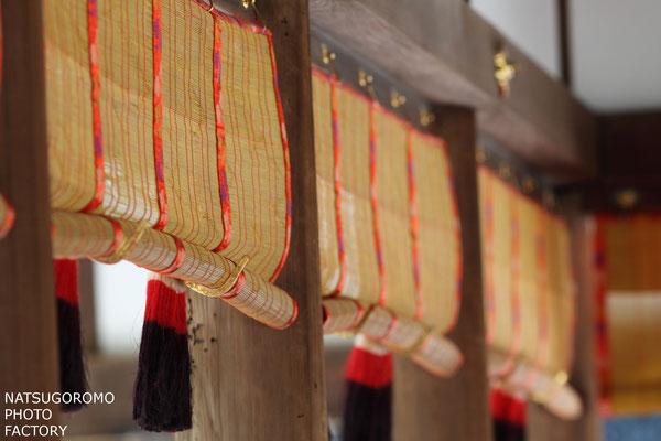 京都、上賀茂神社 Kamigamo Shrine in Kyoto