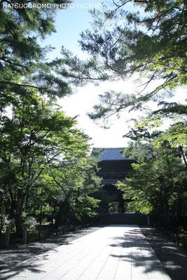 京都、南禅寺 Nanzen-ji in Kyoto