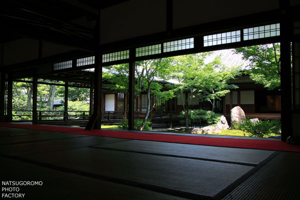 京都、建仁寺 Kennin-ji in Kyoto
