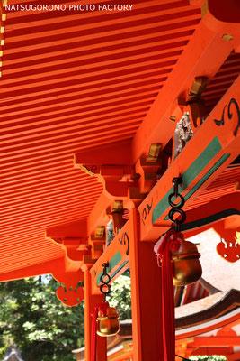 京都、伏見稲荷大社 Fushimi Inari-taisha in Kyoto