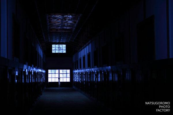 北海道、網走刑務所 Museum of  Abashiri Prison in Hokkaido