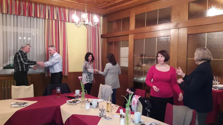 JUKO - Verhandeln und Kommunikation nach den Prinzipien des Judo; 22.3.2017 Gruppenarbeit