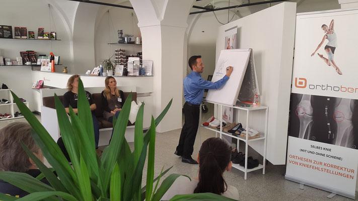 Workshop SeGel - Selbstwert ist Geldwert 25.2.2017; Keynote Florian Kurta